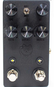 Pedal Jhs Lucky Cat Black - Delay