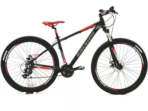Bicicleta Rodado 29 Mtb Raleigh Mojave 2.0 Alum Shimano Disc