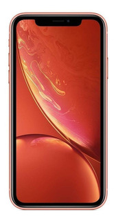 Apple iPhone XR Dual SIM 256 GB Coral 3 GB RAM