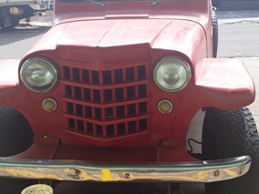 Willys Pick Up Bicudinha Hot Road Diesel Pick Up