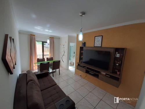 Apartamento Com 2 Dormitórios À Venda, 95 M² Por R$ 220.000,00 - Cidade Intercap - Taboão Da Serra/sp - Ap0086