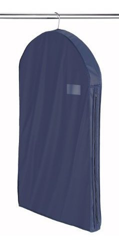 Bolso De Viaje Con Cremallera Whitmor Azul