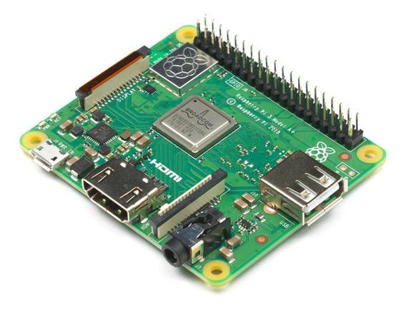 Raspberry Pi 3 A+ Plus Placa Element14 Nuevo Modelo 2019