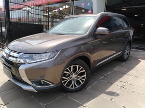Mitsubishi Outlander 2.0 Comfort 2018 Marrom Gasolina