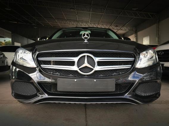 Mercedes-benz Classe C 1.6 Turbo 4p