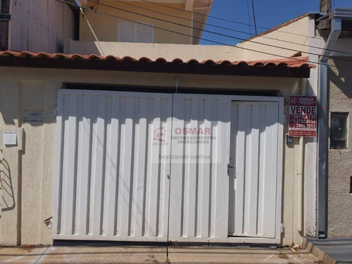 Sobrado A Venda Virgílio Basso Documentação Completa Para Financiamento - So0127