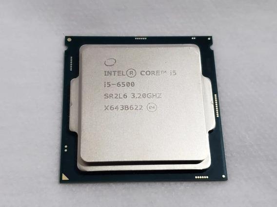 Core I5 6500 Lga 1151 3.2 Ghz Oem Skylake Hd Graphics 530