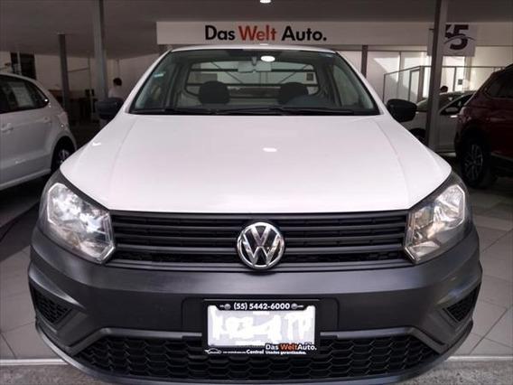 Volkswagen Saveiro Starline Cab Sencilla Aa 2018