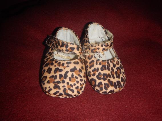 Zapatos P/ Niña 0-3 Meses