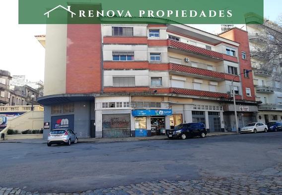 Alquiler Apartamento 1 Dormitorio Parque Rodo Amoblado