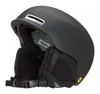 Smith Optics Maze Mips - Casco Para Moto De Nieve (talla Gra