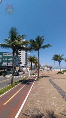 Kitnet Com 1 Dormitório À Venda, 30 M² Por R$ 120.000 - Cidade Ocian - Praia Grande/sp - Kn0061