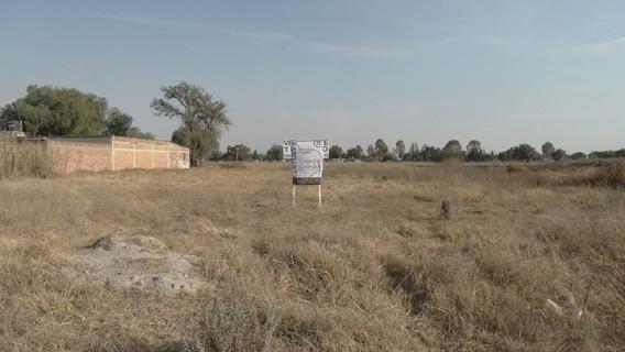 Vendo Terreno Plano En Zumpango