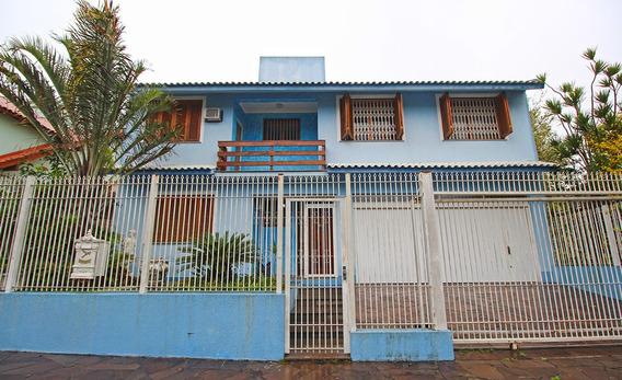 Casa Residencial Para Venda, Ipanema, Porto Alegre - Ca3716. - Ca3716-inc