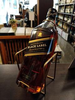 Johnnie Walker Black Label - 3 Litros | Córdoba |