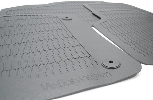 Jogo De Tapete Virtus Original Volkswagen 6ec061500
