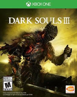 Dark Souls 3 Xbox One Físico