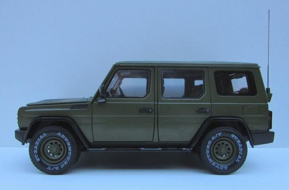 Veículo Em Miniatura 1/18 - Beijing Jeep Bj80j - Mega Models