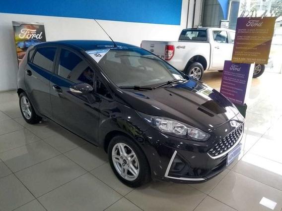 Ford Fiesta 1.6 Ti-vct Flex Sel Powershift