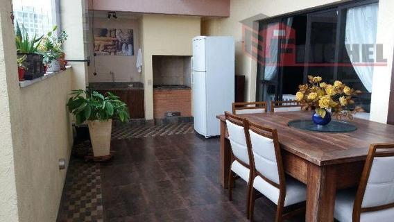 Apartamento Com 4 Dormitórios À Venda, 214 M² Por R$ 2.520.000,00 - Vila Prudente - São Paulo/sp - Ap0574