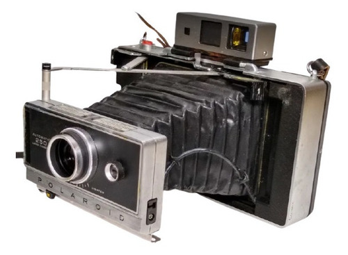 Máquina Fotográfica Polaroid Automatic 250 Land Lerobs L1835