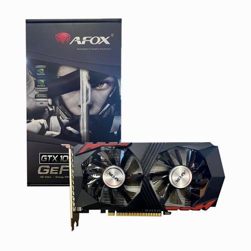 Placa De Vídeo Nvidia Afox Geforce Gtx 1050ti