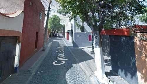 Casa En Coyoacan Barrio San Lucas