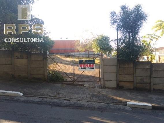 Terreno Para Venda Na Horácio Neto Em Atibaia, Plano, Murado - Te00332 - 32519624
