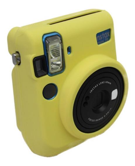 Funda Para Cámara Fujifilm Instax Mini 70 / Case Silicón