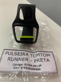 Pulseira Tomtom Runner - Preta