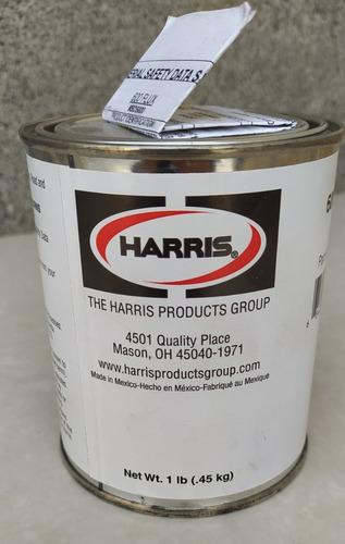 Fundente Para Bronce Marca Harris