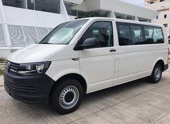 Volkswagen Transporter 2017 Pasajeros