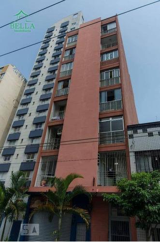 Apartamento Residencial À Venda, Vila Buarque, São Paulo. - Ap0622