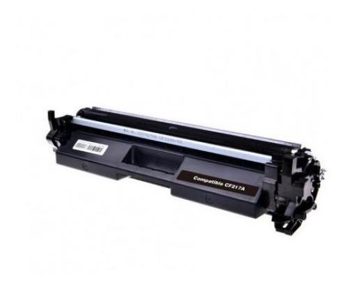 Toner Compatível Hp Cf217a 17a   M130 M102 M130fw M130a M130
