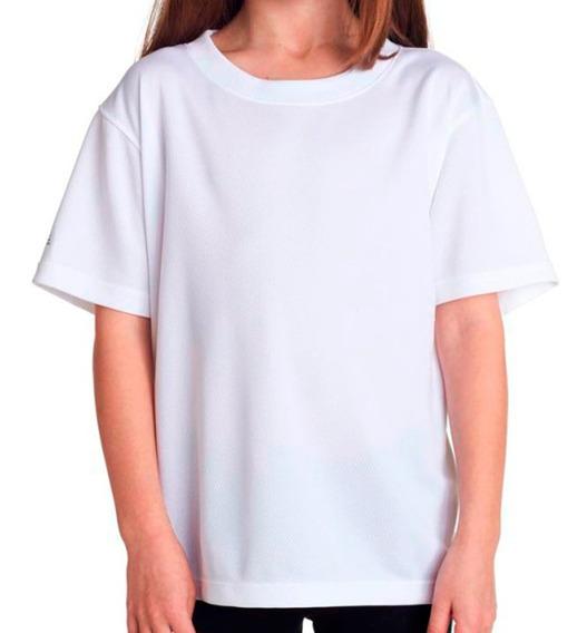 20 Camisetas Juvenis Brancas 100% Algodão 10/12/14/16 Anos
