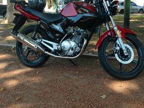 Yamaha Ybr 125 Ed Full 2016