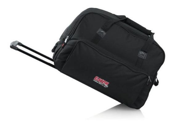 Bag P/caixa Acustica 12 Com Alca E Rodas - Gpa-712sm -gator
