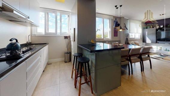 Vendo Apartamento Duplex Com Duas Suítes , Imediações Da Puc - Ad0011