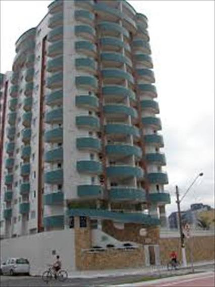 Apartamento A Venda Em Mongaguá, Aceita Financiamento!