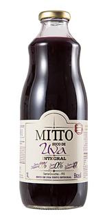 Suco De Uva Integral 1 L - Mitto Sucos
