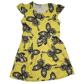 Vestido Infantil Menina Ref.1z Marca - Brandilli