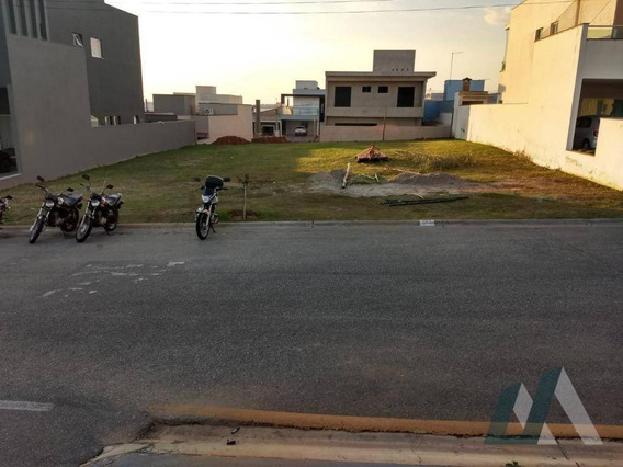 Terreno À Venda, 250 M² Por R$ 215.000 - Wanel Ville - Sorocaba/sp - Te0983