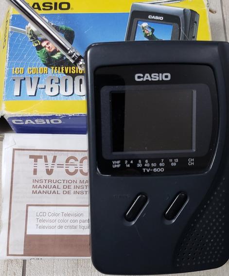Tv 600 - Casio