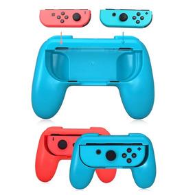 Grip Controller Adaptador Suporte Controle Nintendo Switch