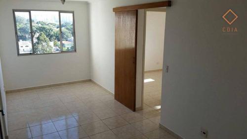Imagem 1 de 14 de Apartamento Com 2 Dormitórios À Venda, 47 M² Por R$ 240.000,00 - Vila Sônia - São Paulo/sp - Ap52267