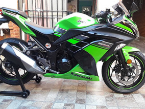 Kawasaki Ninja 300 Edicion Limitada 2013 Con Accesorios
