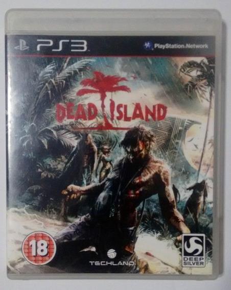 Dead Island Ps3 Mídia Física