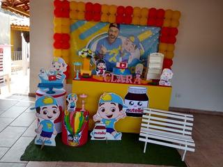 Aluguel De Decoração Aniversario Tema Lucas Neto Z/sul