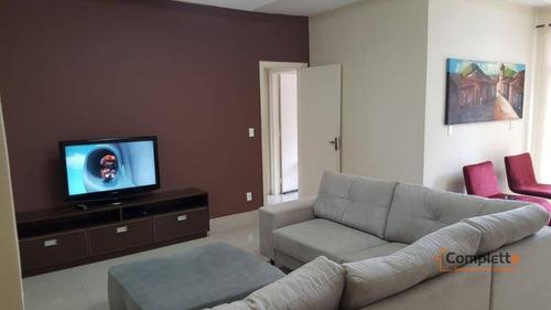 Apartamento Com 3 Dormitórios À Venda, 117 M² Por R$ 450.000 - Taquara. - Ap0105