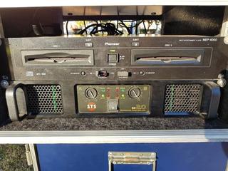Amplificador Potencia Sts Sx 2.0